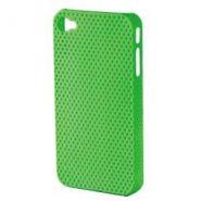 "Чехол для iPhone 4/4S ""Hama Air"" зеленый пластик (H-107305)"