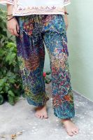 Красивые женские индийские штаны шаровары, купить в интернет-магазине