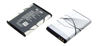 Аккумулятор BL-5B 1200 mAh (900 mA)