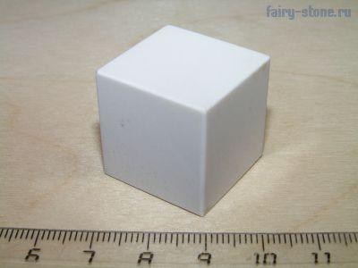 Куб из кахолонга (24мм)