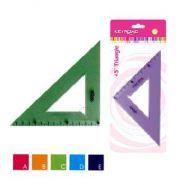"""Треугольник Keyroad """"Rock"""", 45°, 14см, блистер (арт. KR970477)"""