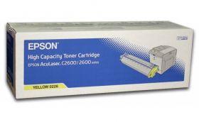 Тонер-картридж различных цветов для Epson AcuLaser C2600