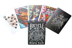 Карты Bicycle Club Tattoo