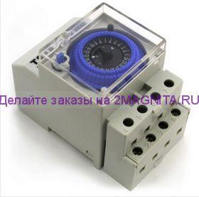 Механический таймер SUL 181h с автономным питанием