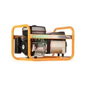 Генератор 7,25 кВА Tristar 6510EX, двиг. Subaru EX 35 (404 сс), бак 7 л, 76 кг