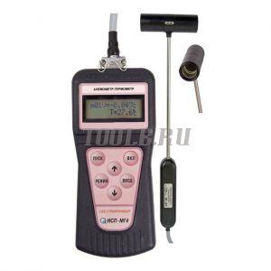 ИСП-МГ4ПМ - анемометр-термометр с поверкой