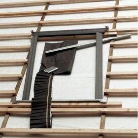 BDX 2000 Гидро-и теплоизоляция мансардного окна