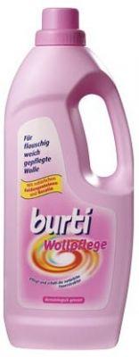 Средство для стирки жидкое для изделий из шерсти и шелка Burti Wollpflege