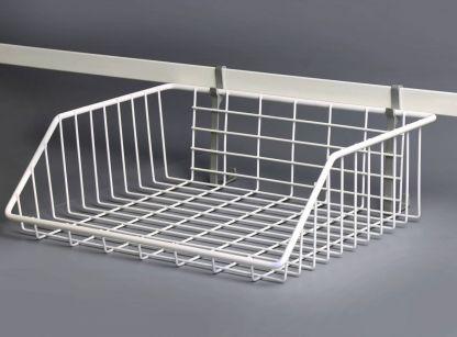 Проволочная корзина (MiniTrack) скошенная 380мм - HSH23