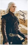 Автограф: Гарри Ллойд. Игра престолов