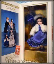 """Коллекционная кукла Бонни из """"Унесенных ветром"""" от World Doll -  Bonnie Blue , Gone With the Wind Doll by World Doll"""