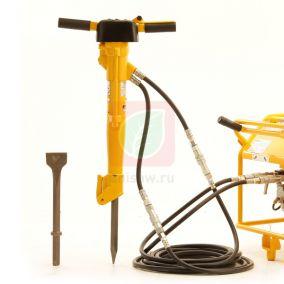Гидромолоток отбойный BH161V, ручной (пика в комплекте)