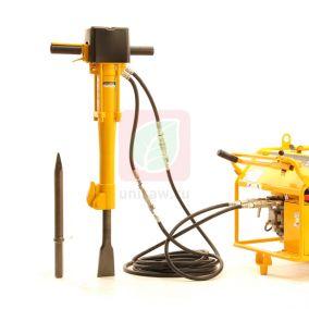 Гидромолоток отбойный BH201V, ручной (пика в комплекте)