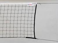 Сетка волейбольная Ø 2,5 мм с тросом ПЭ, артикул 5025-02