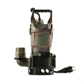 Электронасос погружной 0,65 кВт BHV401S, 250 л/мин, грязевой, до 25 мм, 10 кг