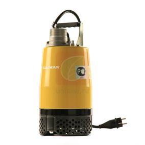 Электронасос погружной 0,75 кВт BTR750S, 300 л/мин, для чистой воды, до 7,5 мм, 12,40 кг
