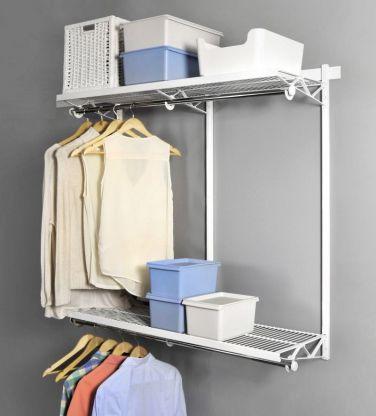 Набор для гардеробной №2 (1190x1175x400) - LSHV4