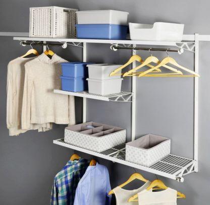 Набор для гардеробной №3 (1770x1175x400) - LSHV5
