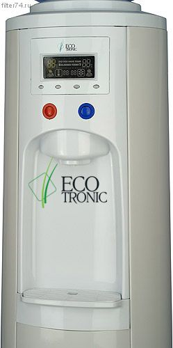 Кулер Ecotronic P3-LPM white