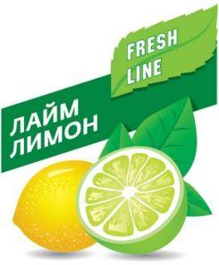 Е-жидкость 60мл. BestSmoking FreshLine - Лайм-лимон