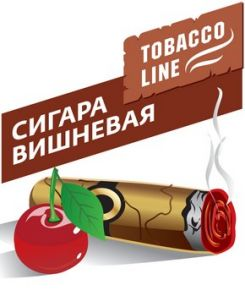 Е-жидкость 60мл. BestSmoking TobacoLine - Сигара вишневая