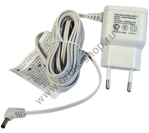 Сетевой адаптер для радионяни Philips-Avent SCD505