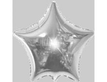 Шар гелиевый, фольгированный ЗВЕЗДА