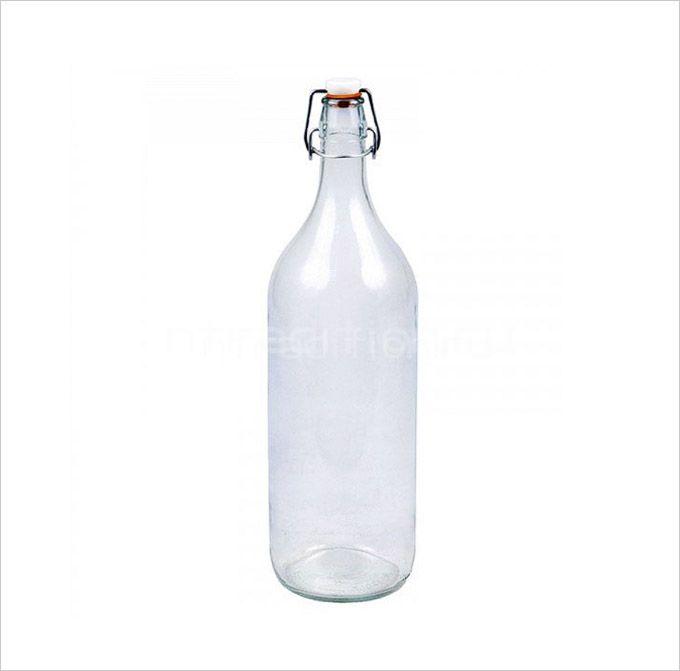 Бутылка для самогона или вина, 2 литра