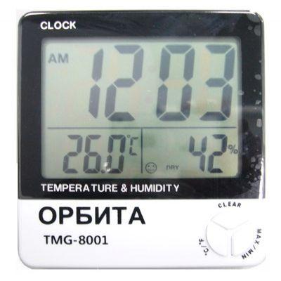 Термометр-гигрометр Орбита TMG-8001