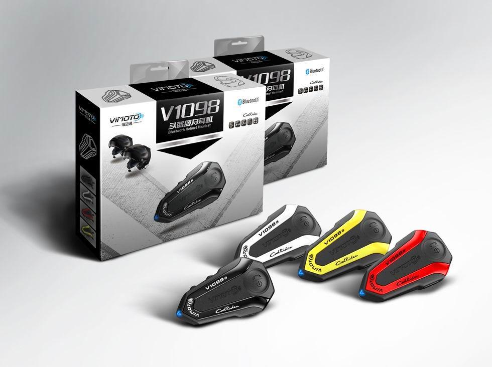Мотогарнитура Vimoto V1098a