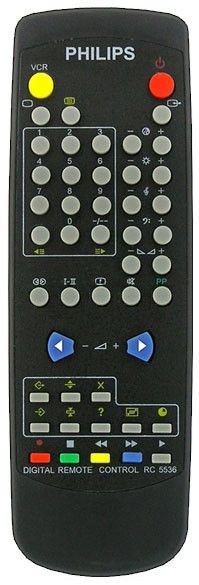 Пульт для Philips RC5536/01
