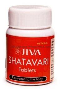 Шатавари для женского здоровья Джива Аюрведа / Jiva Ayurveda Shatavari Tablets