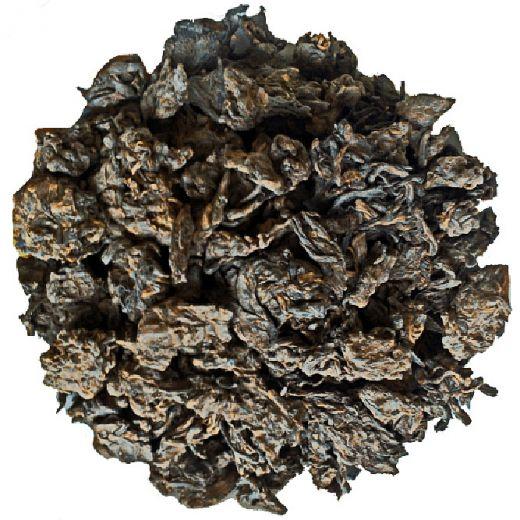 Комковый Дикий пуэр (Шу пуэр дикий) - элитный китайский чай