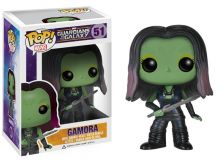 Фигурка Стражи Галактики Гамора / Guardians of the Galaxy Gamora Figure Бутлег.