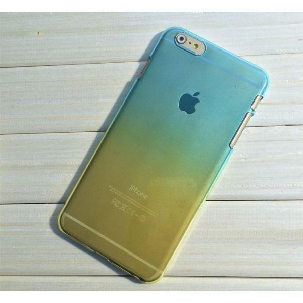 Полиуретановый чехол Superslim для iPhone 5/5s/5se  (B&Y)