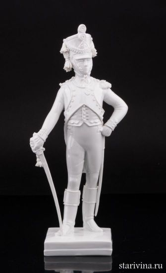Изображение Офицер, Лимож (Limoges), Франция, кон. 19, нач. 20 в
