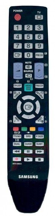 Пульт для Samsung BN59-00940A, BN59-00936A (LE-32B530, LE-32B530P7W, LE-37B530, LE-40B530, LE-46B530, PS-42B450, PS-42B451, PS-50B450, PS-50B451, PS-50B530)
