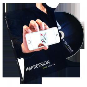 Impression (DVD and Gimmick) by Jason Yu and SansMinds