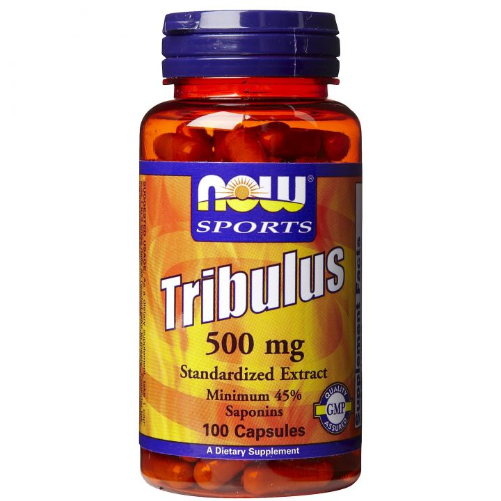 NOW - Tribulus 500 mg