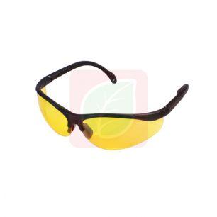 Очки защитные (желтые линзы)