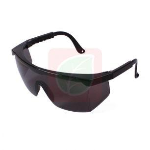 Очки защитные (серые линзы)