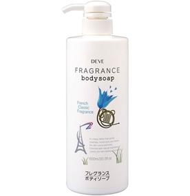 Японский ароматизированный гель для душа Французский аромат, Classic Deev Deve
