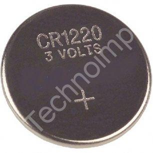 Батарейка литиевая REXANT CR1220