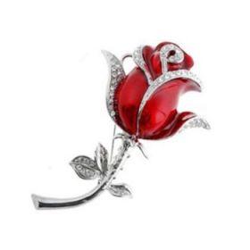 """Флешка - Кулон """"Красная Роза"""" (8GB)"""