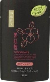 Японский кондиционер для сухих и поврежденных волос с экстрактом чёрной камелии Deev Shiki-Oriori
