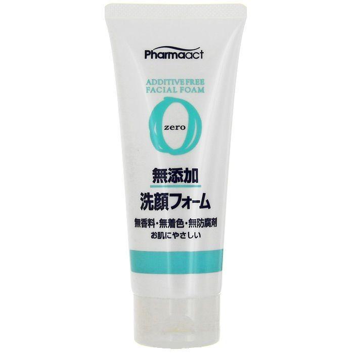 Японская пенка для умывания для чувствительной кожи, без добавок Deev Pharmaact