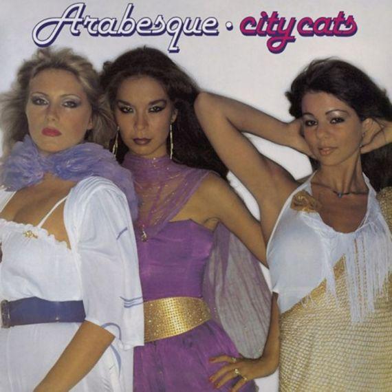 ARABESQUE  City Cats 1979 (2015)