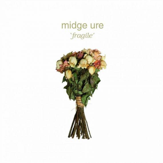 MIDGE URE (Ultravox) Fragile 2014