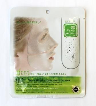 Корейская гидрогелевая маска PURE TREE в ассортименте
