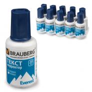 Штрих BRAUBERG Еверест 20мл. на водной основе 221270